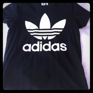 Addidas t-shirt - heavy cotton, great condition